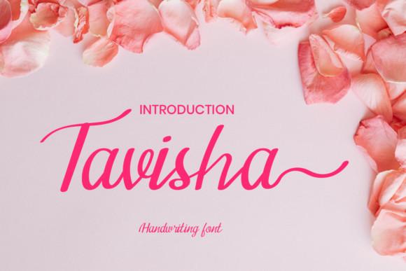 Tavisha Font