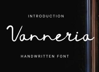 Vanneria Font