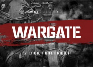 Wargate Font