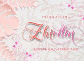 Zhivilia Font