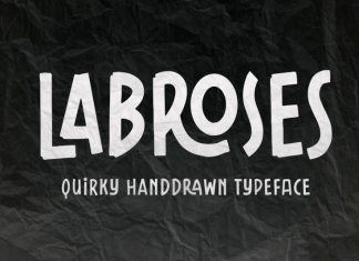 Labroses Font