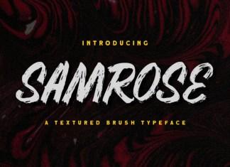 Samrose Font
