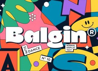 Balgin Font