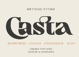 Casta Font
