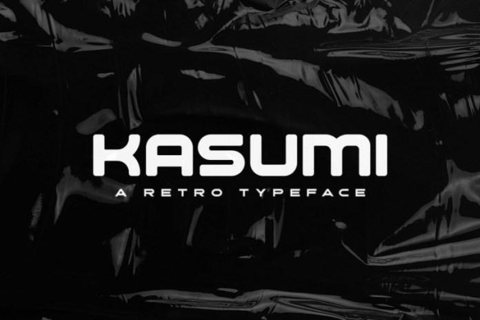 Kasumi Font