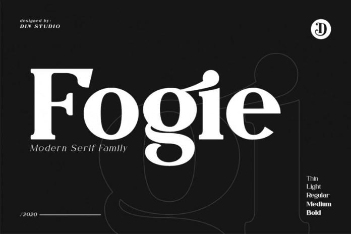 Fogie Font