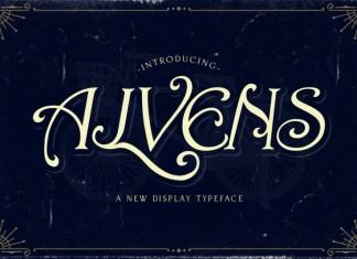 Alvens Font