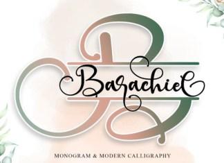 Barachiel Font