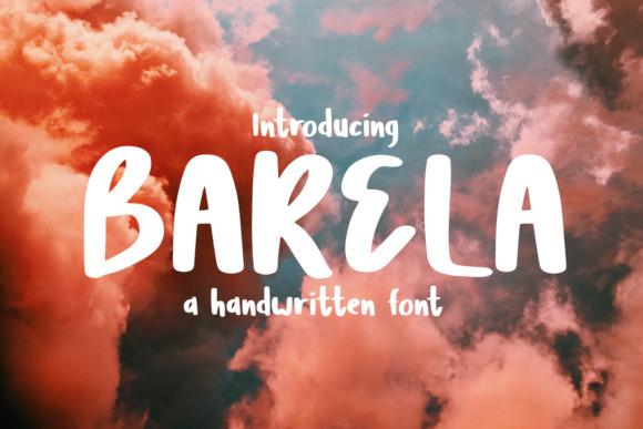 Barela Font