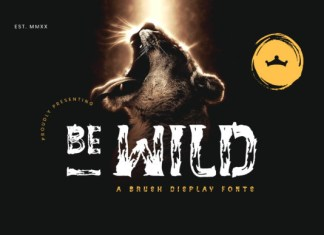 Be Wild Font