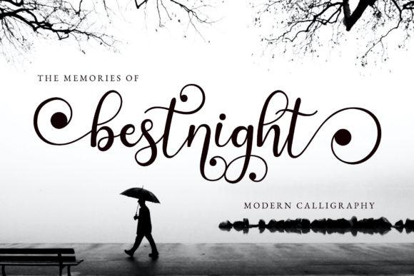 Bestnight Font