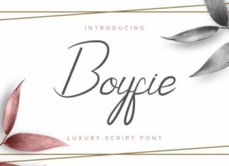 Boyfie Font