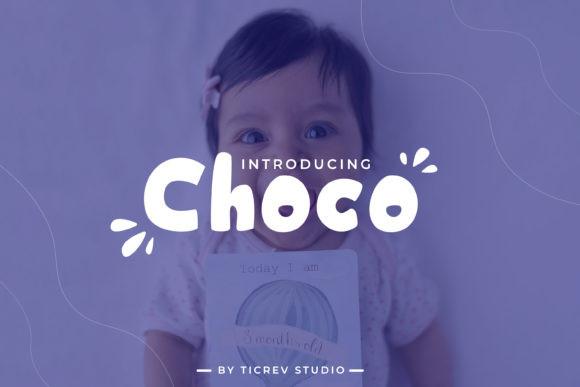 Choco Font