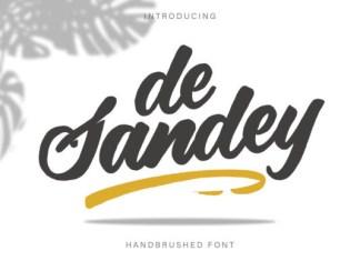 De Sandey Font