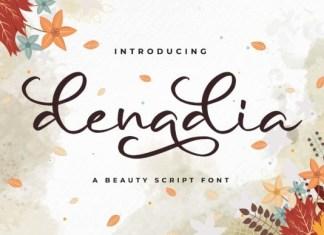 Denadia Font
