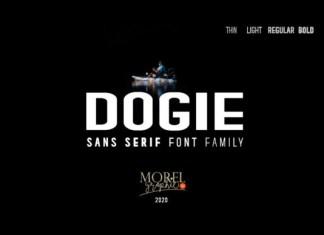 Dogie Font