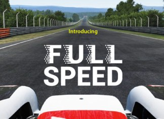Full Speed Font