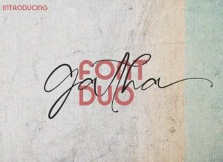 Gatha Font