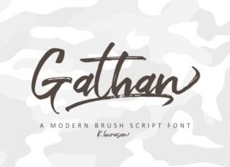 Gathan Font