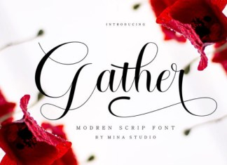 Gather Font