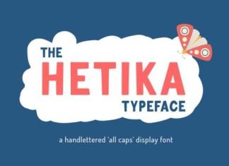 Hetika Font