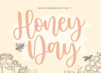 Honey Day Font