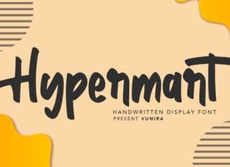Hypermart Font