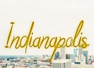 Indianapolis Font