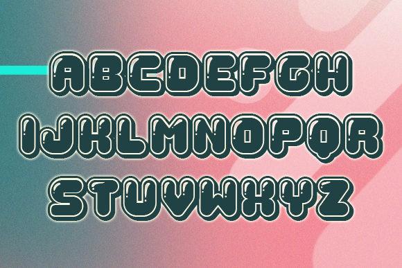 Jellies Font