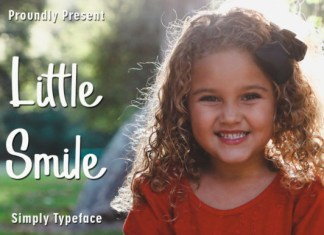 Little Smile Font