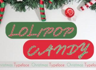 Lolipop Candy Font
