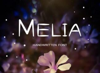 Melia Font