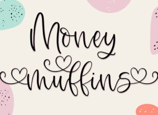 Money Muffins Font