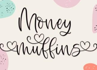 Money Muffins Font