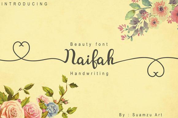 Naifah Font