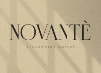 Novante Font