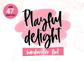 Playful Delight Font