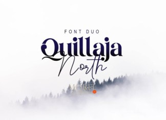 Quillaja North Font