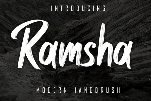 Ramsha Font