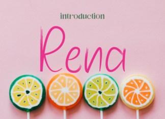Rena Font