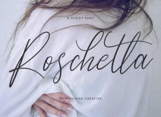 Roschetta Font