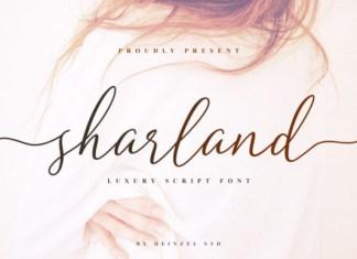 Sharland Font