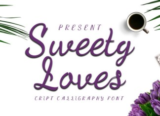 Sweety Loves Font