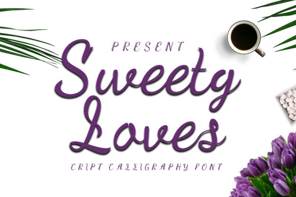 Sweety Loves Font
