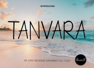 Tanvara Font