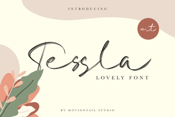 Tessla Font