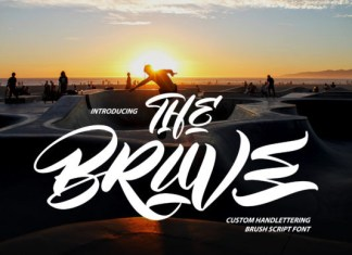 The Brave Font
