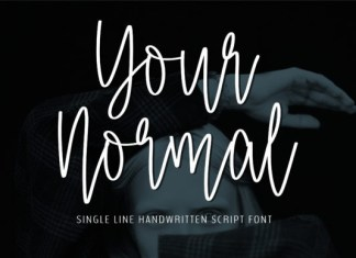 Your Normal Font