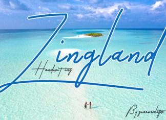 Zingland Font
