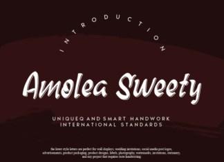 Amolea Sweety Font
